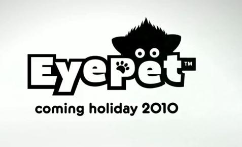 EyePet - trailer