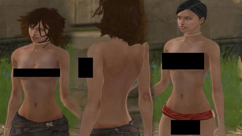 Prince of Persia 2008 – nude patch