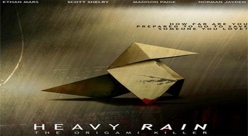 Milion sprzedanych sztuk Heavy Rain