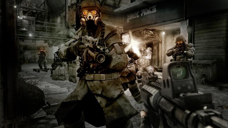 Killzone 2-  beta gameplay