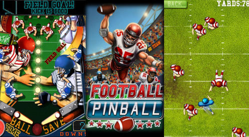 Kody do Football Pinball (iPhone / iPod)