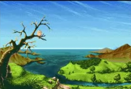 The Settlers - filmik kończący grę (amiga)