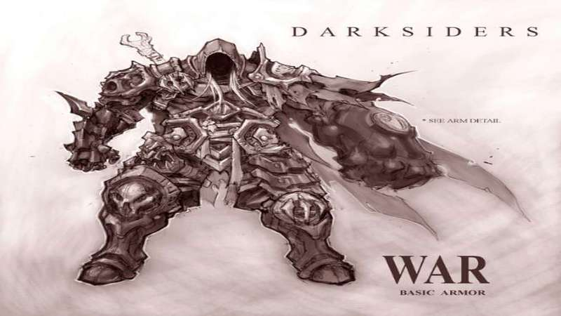 Darksiders - gameplay