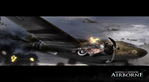 Kody do Medal of Honor: Airborne (PC)