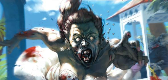 Dead Island - komiks