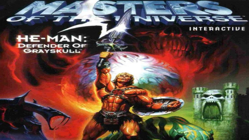 Kody do Masters of the Universe - He-Man: Power of Grayskull (PS2)