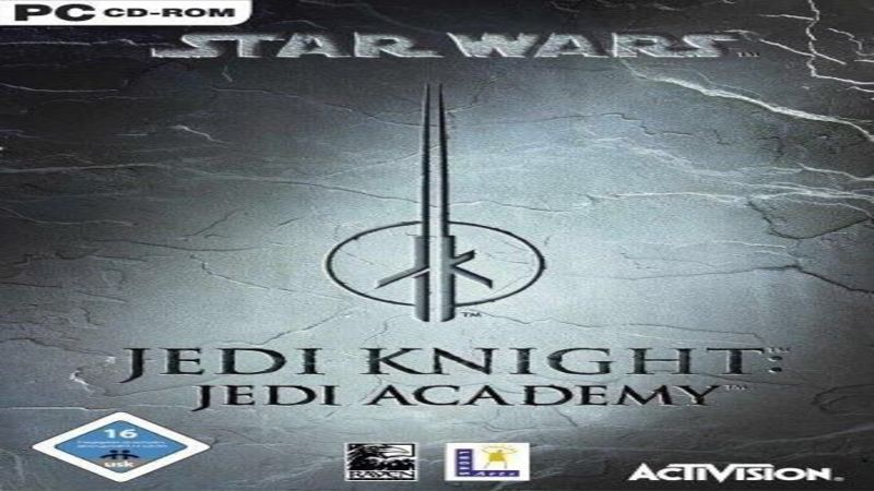 Jedi Knight: Jedi Academy  - gameplay (pojedynki)