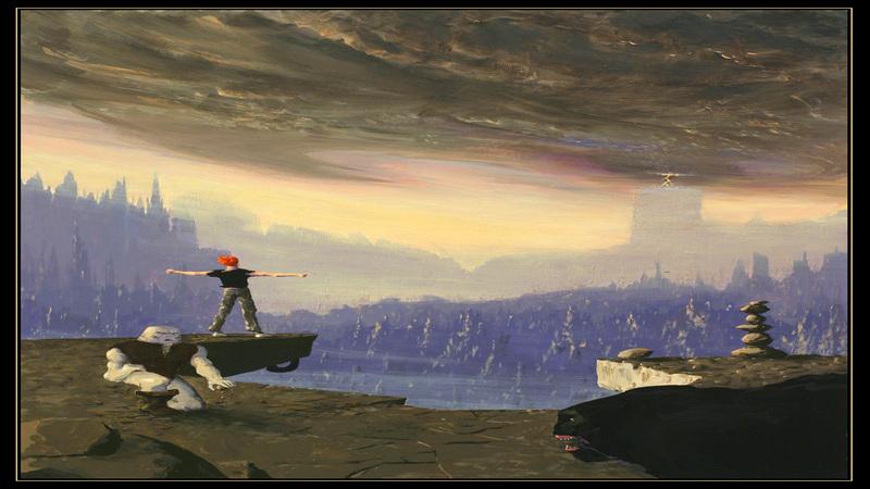 Another World - Amiga Longplay