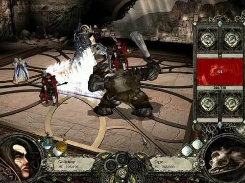 Disciples II - ostatnia bitwa w kampanii Imperium