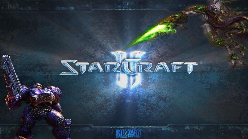 Rozpoczęły się beta testy Starcraft 2