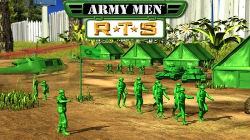 Kody do Army Men: RTS (PC)