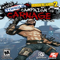 Borderlands 2: Mr. Torgue's Campaign of Carnage (X360) kody