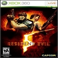 Resident Evil 5 (Xbox 360) kody