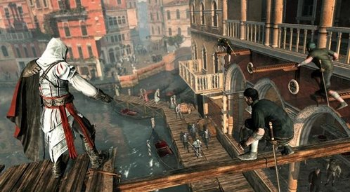 Assassin's Creed: Brotherhood jeszcze większym hitem niż AC2?