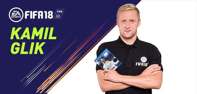 Reprezentant Polski ambasadorem FIFA 18