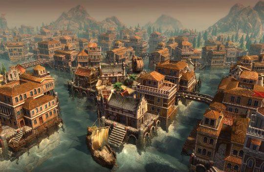 Anno 1404: Venice (Wenecja) - trainer + 5 (dla v. v2.00.5008)