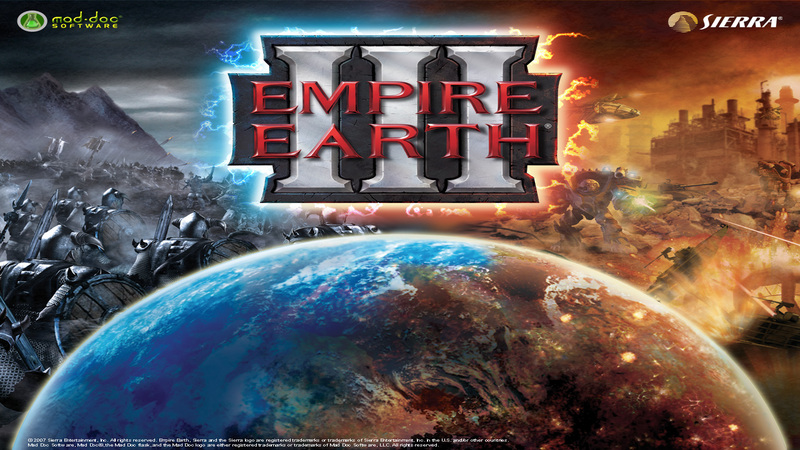 Kody do Empire Earth III (PC)