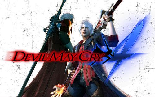 Devil May Cry 4 - Dante VS Nero