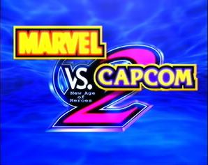 Marvel vs Capcom 2 - Zwiastun