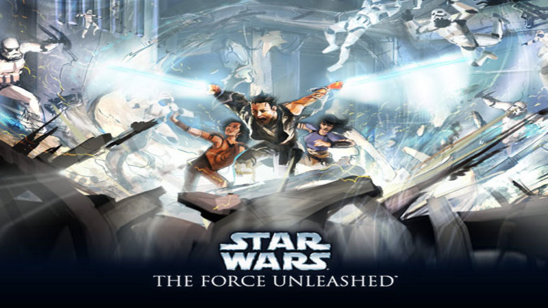 Znamy wymagania Star Wars: The Force Unleashed