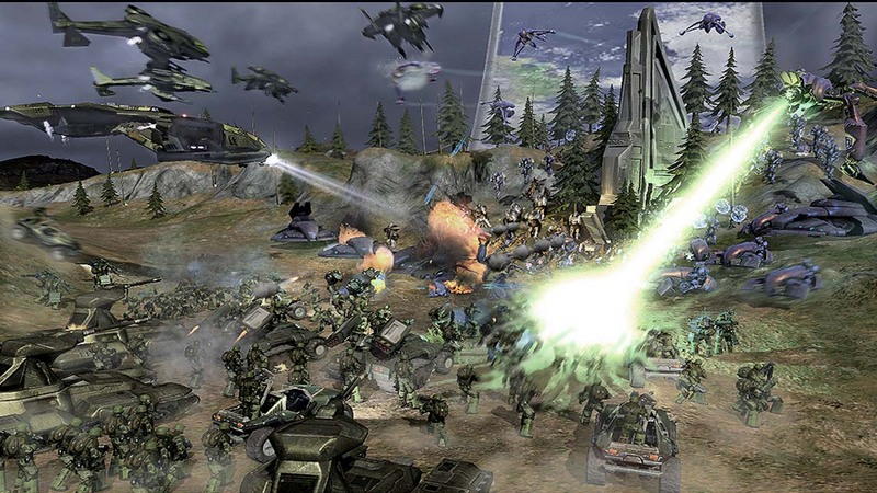Halo Wars - Demo Gameplay