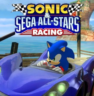 Sonic & Sega All-Stars Racing - Trailer (Ryo Hazuki)