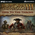 Europa Universalis III: Heir to the Throne (PC) kody