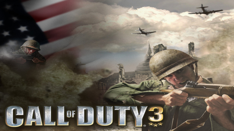 Kody do Call of Duty 3 (Wii)