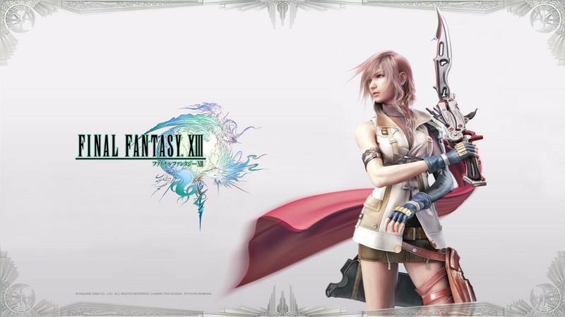 Nie będzie DLC dla Final Fantasy XIII !