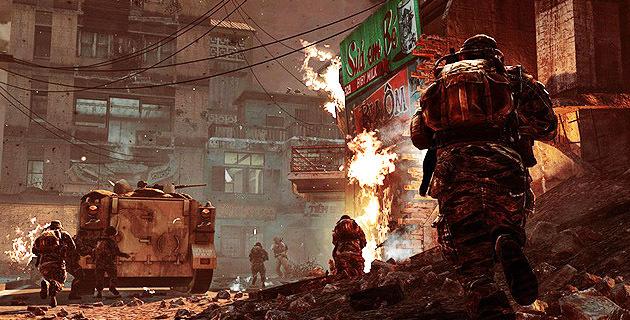 Black Ops - First Strike