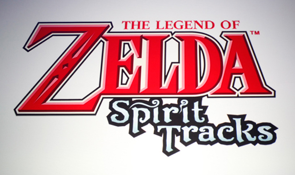 The Legend of Zelda: Spirit Tracks - Trailer (Launch)