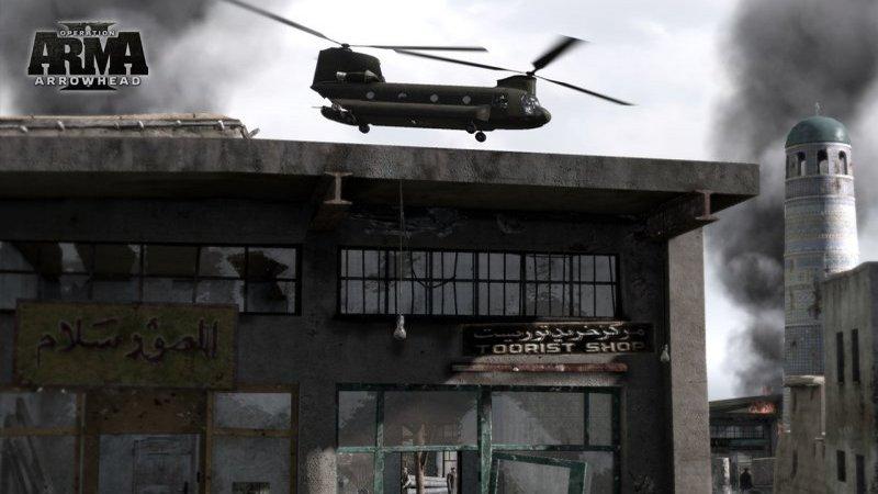 Arma 2: Operation Arrowhead w Ameryce Północnej