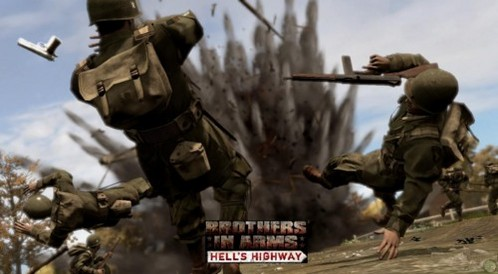 Kody do Brothers in Arms: Hell's Highway (PS3)