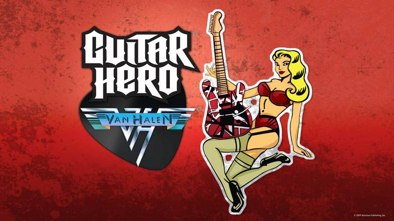 Kody do Guitar Hero: Van Halen (PS2)