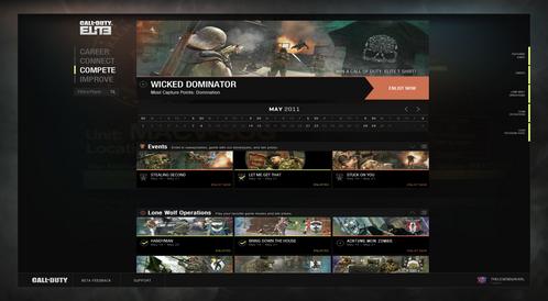 Pochwała dla Call of Duty Elite
