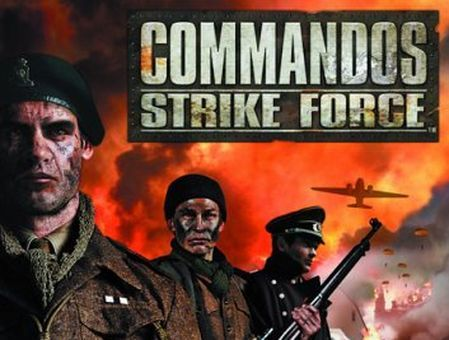 Commandos: Strike Force (2006) - Zwiastun (Zielony Beret)