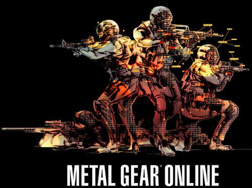 Metal Gear Online - zwiastun