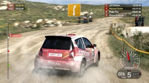 Colin McRae: DIRT 2 – wersja demo
