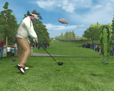 Tiger Woods PGA Tour 08 - trailer