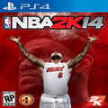 NBA 2K14 (PS4) kody