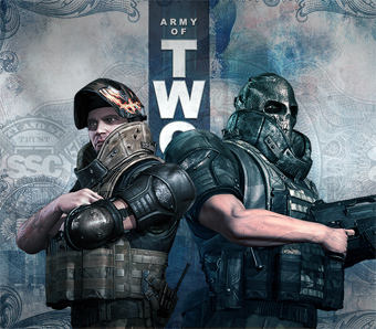 Army of Two: The 40th Day - trailer