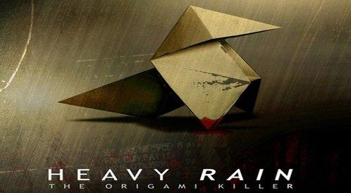 Heavy Rain grube jak ksiązka
