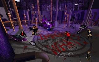 Bloodnet – pełna wersja (DOS)