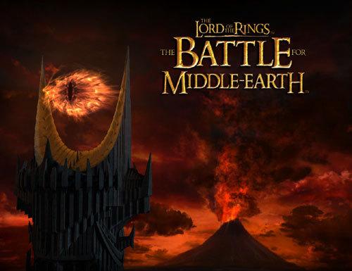 Władca Pierścieni: Bitwa o Śródziemie (PC; 2004) - Zwiastun