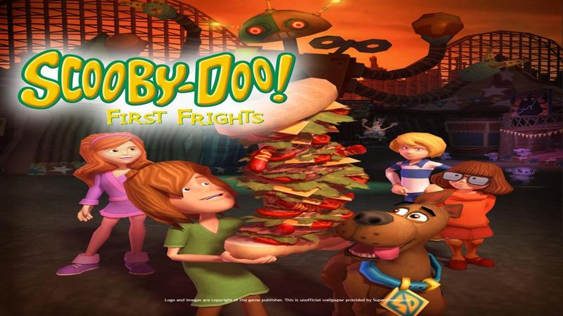Kody do Scooby-Doo! First Frights (NDS)