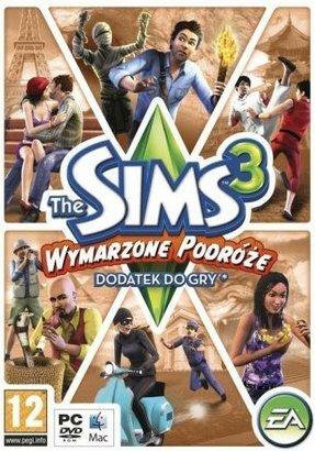 Sims 3: Wymarzone Podróże - gameplay (Egipt)