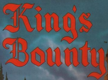 King's Bounty (Commodore 64; 1990) - Gameplay