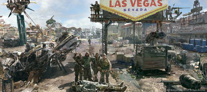 Fallout-owcy do sklepów!