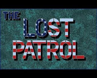 Lost Patrol - pełna wersja (Amiga ROM)