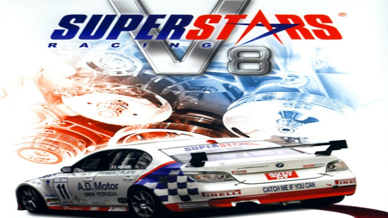Superstars V8 Racing - Trailer